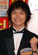 『R-1ぐらんぷり2009』決勝に進んだ中山功太