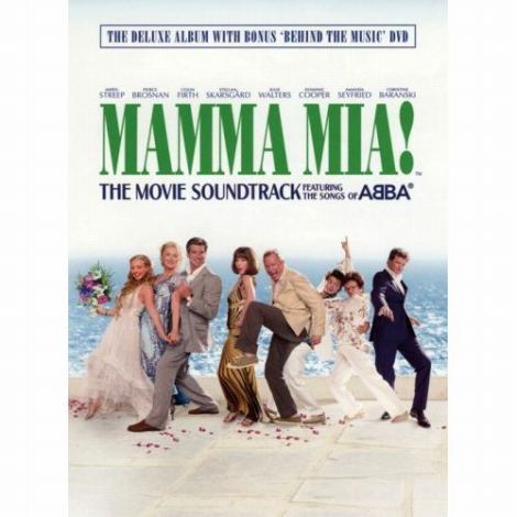 マンマ・ミーア!−ザ・ムーヴィー・サウンドトラック デラックス・エディション
