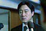 佐野史郎も出演する『長髪大怪獣 ゲハラ』のワンシーン