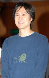 特撮短編映画『長髪大怪獣 ゲハラ』に出演する大沢健