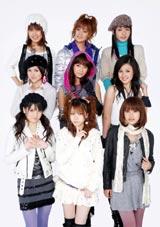 Anime Expo 2009にゲスト出演するモーニング娘。