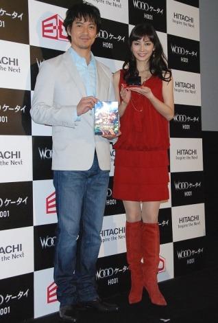 『Woooケータイ H001』3Dプレミア上映会