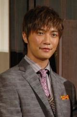 『2009日本香港観光交流年』の親善大使に任命された成宮寛貴