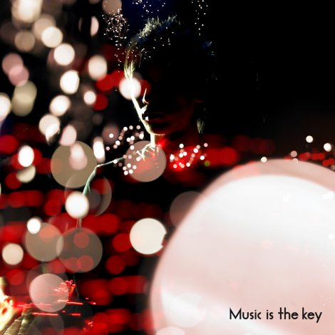UNCHAINの2ndフルアルバム『Music is the key』