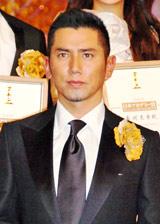 第32回日本アカデミー賞 最優秀主演男優賞に輝いた本木雅弘