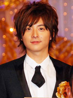 小池徹平『ホームレス中学生』=第32回日本アカデミー賞授賞式