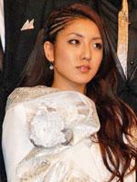 長渕文音『三本木農業高校、馬術部〜盲目の馬と少女の実話〜』=第32回日本アカデミー賞授賞式