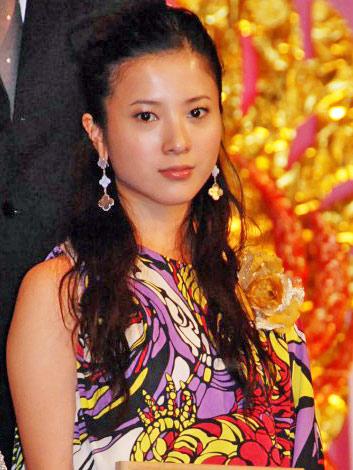 吉高由里子『蛇にピアス』=第32回日本アカデミー賞授賞式
