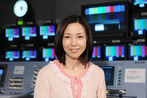 月曜・火曜に「レギュラーゲスト」で出演するタレント・麻木久仁子