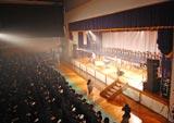 2000人による「桜ノ雨」の大合唱