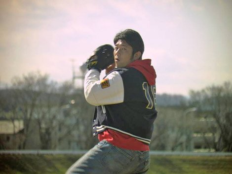 現役引退後初めてのCMとなる『nocria』Sシリーズの新CMに出演した野茂英雄氏