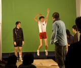 相武紗季が女優魂を見せつけた『OCN』新CMの撮影模様