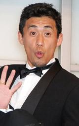 石田靖=吉本新喜劇50周年記念会見