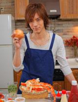 ソロDVD『DAIGO TV』のなかで料理番組に初挑戦するDAIGO