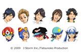 「Believe」のアニメーション・ミュージックビデオで、嵐のメンバーがタイムボカンシリーズのヒーローに変身