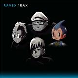 4月末に発売される予定のアルバム『trax(トラックス)』(C)手塚プロダクション (C)エイベックス・エンタテインメント