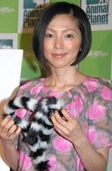 急性胃炎で病院に運ばれた夫・名倉潤の無事をブログで報告した渡辺満里奈