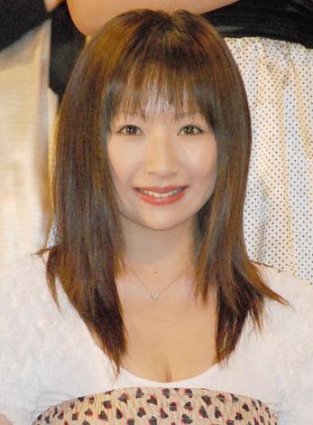 月刊誌『BOMB』創刊30周年パーティーに出席した愛川ゆず季