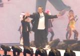 朝青龍もモデルデビュー=第3回渋谷ガールズコレクション