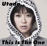 Utadaのニューアルバム『This is The One』