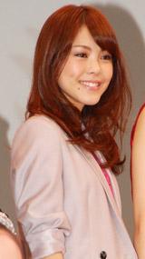 映画「昴」の完成披露試写会に出席し、舞台あいさつを行った佐野光来