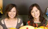 第2子となる男児を出産したKiroroの金城綾乃(左)