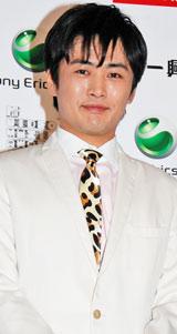『MTV VIDEO MUSIC AWARDS JAPAN 2009』記者発表会に出席した劇団ひとり