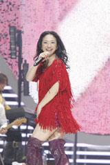 20周年ツアーでドリカム史上最多の40曲を披露したボーカルの吉田美和
