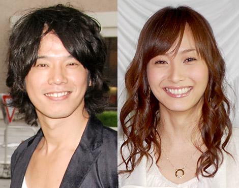 サムネイル 婚約を発表した品川庄司・庄司智春と藤本美貴