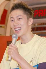 NHK「パフォー!」新MC取材会に出席したはんにゃの金田哲