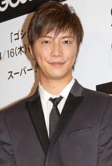 米ドラマ『ゴシップガール』の試写会イベントに出席した成宮寛貴