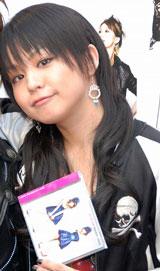 倖田來未とのコラボシングル「It's all Love」の発売記念イベントを行ったmisono