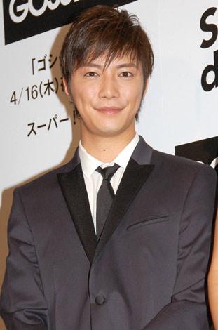 サムネイル 水嶋ヒロと映画で共演した成宮寛貴