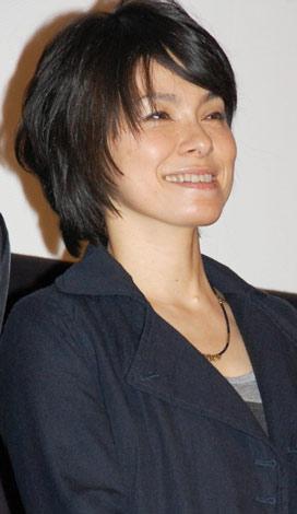 映画『五右衛門ロック』完成披露試写イベントに登場した高田聖子