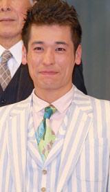 新月9ドラマ『婚カツ!』の発表記者会見に出席した佐藤隆太