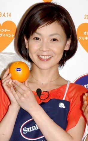 サムネイル はしのえみ 【『オレンジデー クッキングイベント』にて】