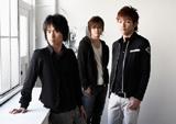 4月15日にセカンドシングル「愛の詩」をリリースしたabsorb