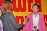 女性取材陣に放送禁止のエロ詩吟を披露する天津木村