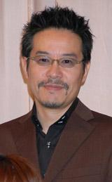 映画「色即ぜねれいしょん」完成披露試写会イベントに出席した田口トモロヲ監督