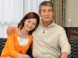 親娘役で初共演を果たす渡哲也と上戸彩