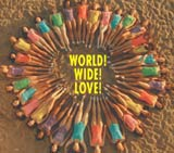 hitomiのニューシングル「WORLD! WIDE! LOVE!」