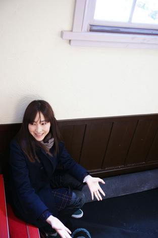 麻生久美子(岡田准一撮影)