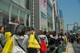 『FOREVER21』日本1号店オープンに長蛇の列が (C)ORICON DD INC.