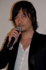 紀里谷和明監督(C)ORICON DD inc.【映画『GOEMON』の初日舞台あいさつにて】