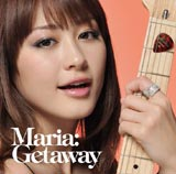 「Getaway」初回盤ジャケット写真