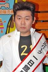 ケイン・コスギに扮した山本高広 (C)ORICON DD INC.