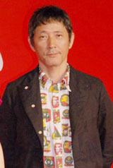 映画『カムイ外伝』製作報告会見に出席した小林薫(C)ORICON DD inc.