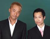 6歳下の一般人女性との結婚を発表したお笑いコンビ・シンデレラエキスプレスの松井成行(左)