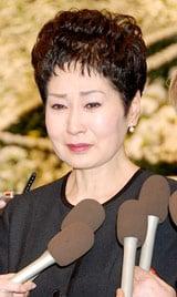 故・三木たかしさんの通夜に参列した黛ジュン (C)ORICON DD inc.