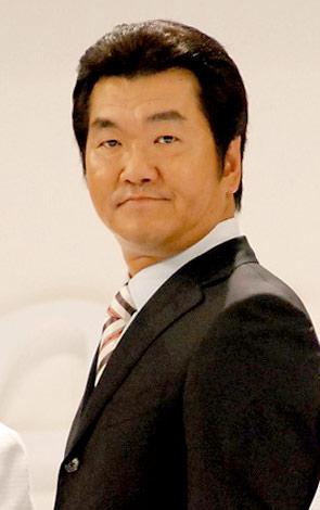 リーブ21主催『第9回発毛日本一コンテスト』に出席した島田紳助(C)ORICON DD inc.